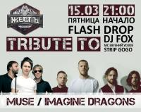 14 марта, пятница - Tribute to Muse & Imagine dragons